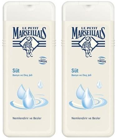 Le Petit Marseilials Duş Jeli-Köpüğü Renksiz